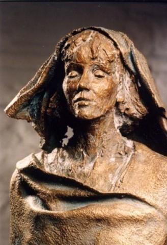 Hildegard finish her expiriences