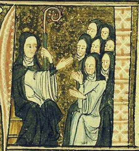 Liber vitae meritorum was written Hildegard