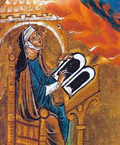Symphonia armonie celestium revelationum was written