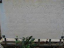Comtes Death