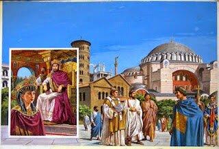 Εγκαίνια της Κωνσταντινούπολης