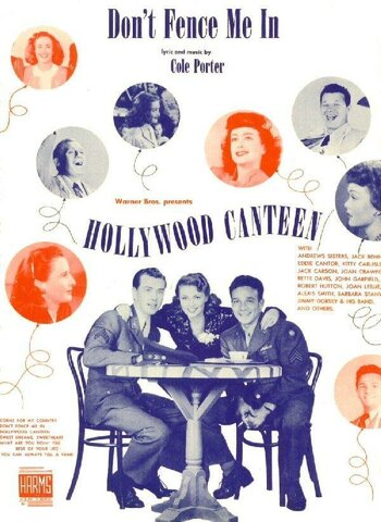 Hollywood During the War Years