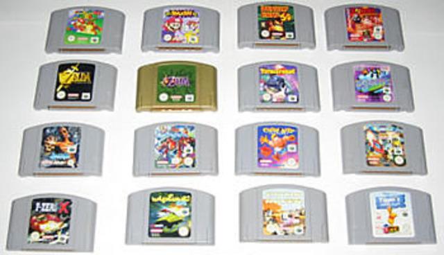 juegos consola