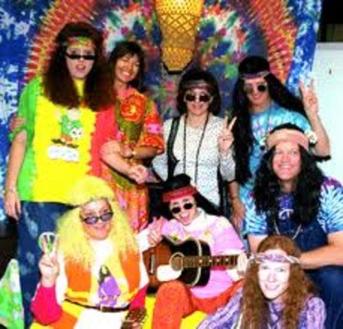 Sub Culture - Hippies