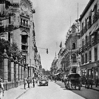 Mexico de 1910 a 1920 timeline