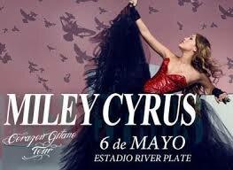 Concierto Miley Cyrus