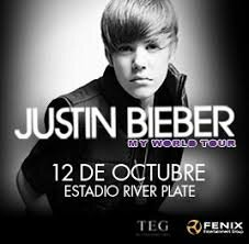 Recital Justin Bieber