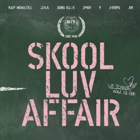 BTS  saca su segundo mini álbum