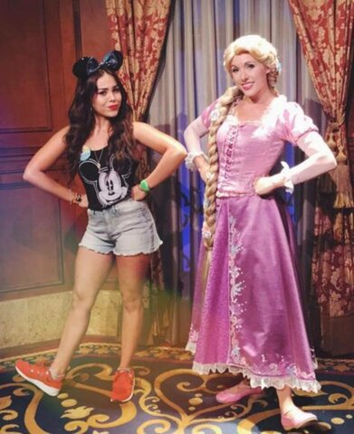 Doblaje de Rapunzel