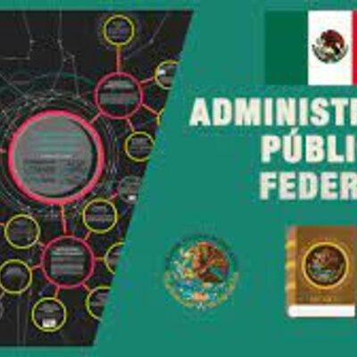 Principales cambios de la Administración Pública Federal timeline