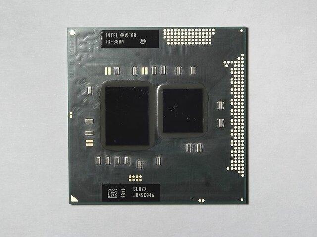 Intel Core i3 (Клепчар)