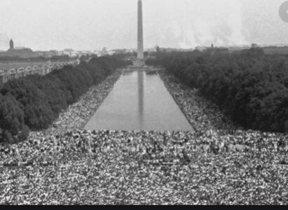 Civil rights march