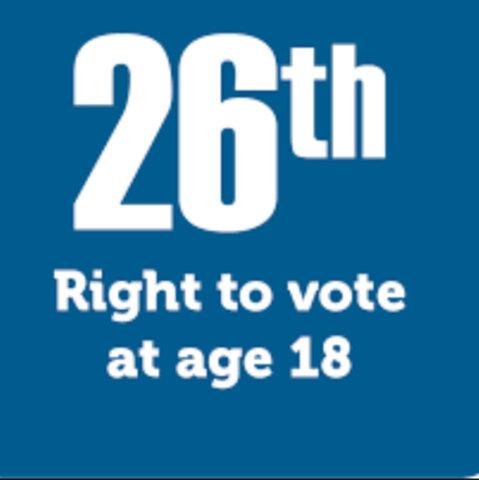 26 amendment approved