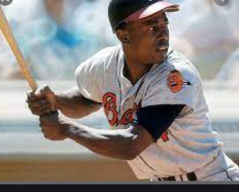 Hank Aaron Become the HR King