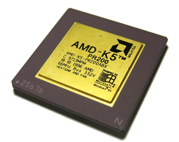 AMD K5 (Муравьёва)