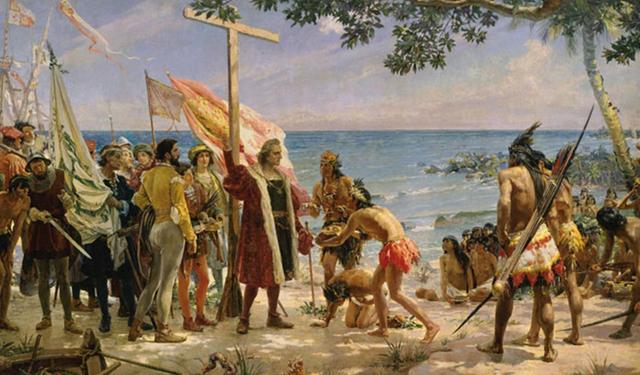 Colonització d'Amèrica