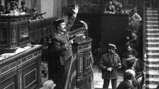 Intento de golpe de Estado (23 febrero)
