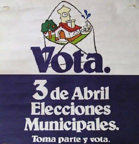 Elecciones municipales de 3 de abril