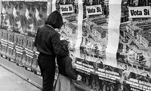 Aprobación de los estatutos de autonomía de Cataluña y El País Vasco. (18/diciembre)