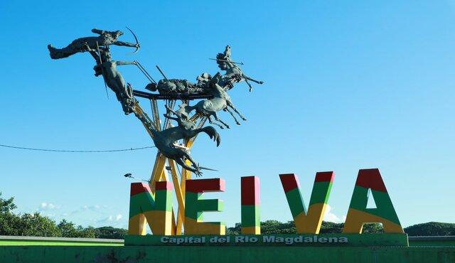 Je suis allé à Neiva