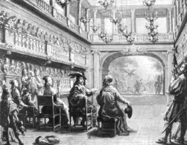 The Company of 100 Associates populate New France