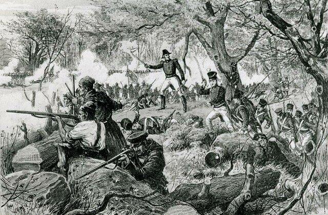 La guerre anglo-américaine