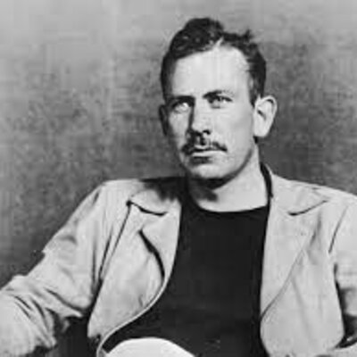 John Steinbeck timeline
