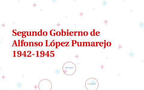 Segundo Gobierno de López
