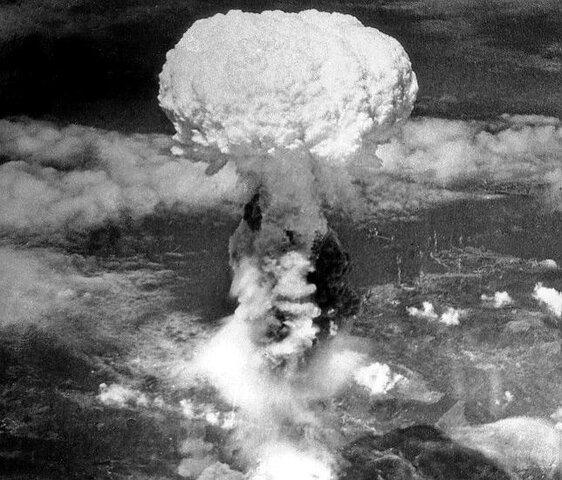 Uso de la bomba atómica sobre Japón