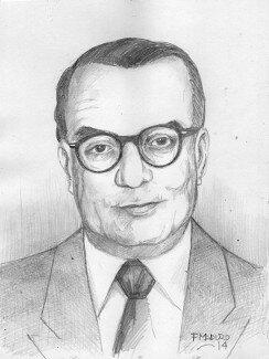 Rómulo Betancourt, presidente en Venezuela
