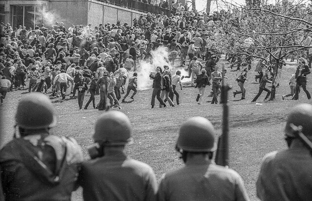 Kent State Protest