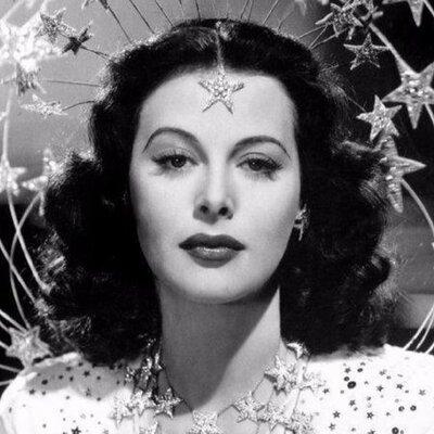 Hedy Lamarr timeline