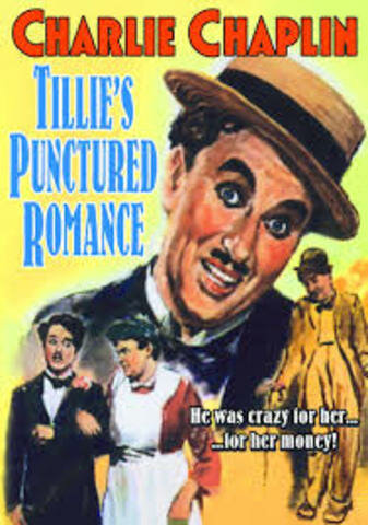 Dec 21, 1914 First comedy made