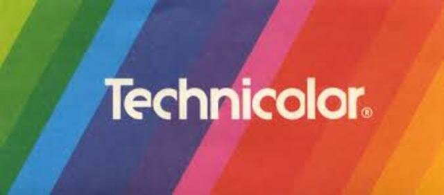 JUN 4, 1916 Technicolor is invented