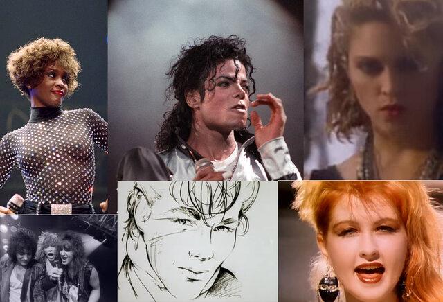 Música en lo 80