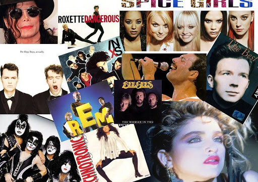 Música en lo 90