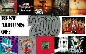 musica del año 2010