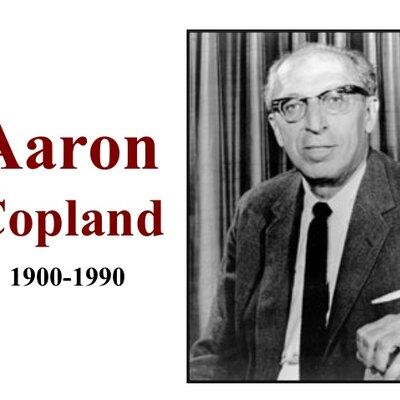 Aaron Copland  timeline