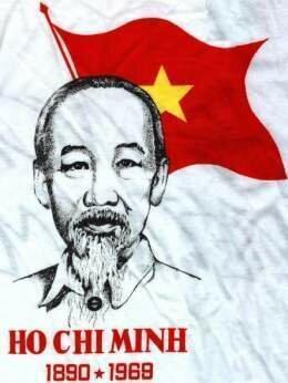 Constitución del gobierno de Ho Chi Minh en Vietnam
