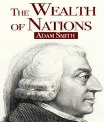 The approaches to the wealth of nations are formulated