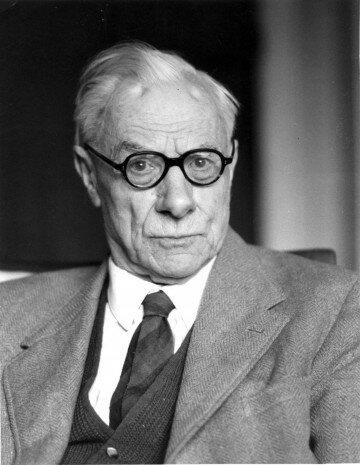 Realismo clásico: Edward Carr (Británico, 1892-1982)