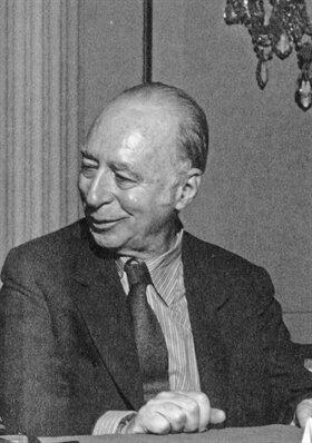 Realismo clásico: Hans Morgenthau (Alemán/Estadounidense, 1904-1980)