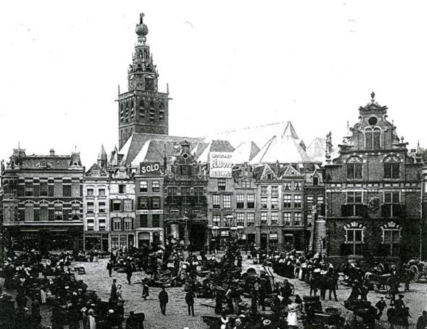 Bouwstijl na 2e wereld oorlog