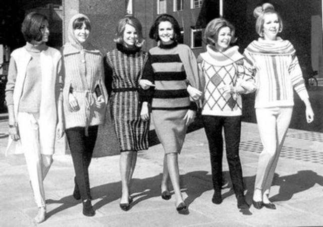 Kledingstijl jaren 50