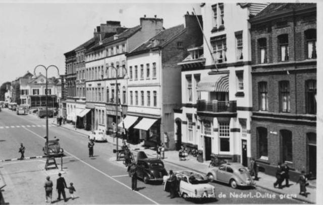 Bouwstijl jaren 50