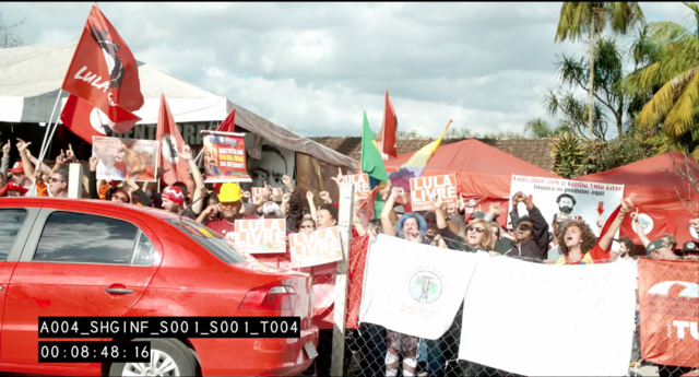 #2 - Vigília Lula Livre