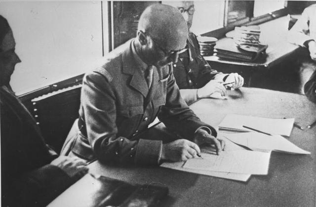 Trattato di Vichy tra l'Asse e la Francia