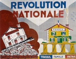 Entrata in vigore della nuova Costituzione dello Stato Francese