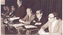 Los gobiernos democráticos (1979-2000). // El proceso de transición a la democracia y la Constitución de 1978 timeline
