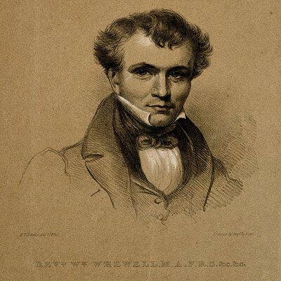 William Whewell (May 24th, 1794 - March 6th, 1866) timeline